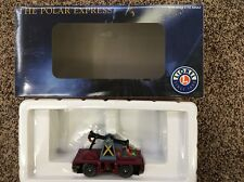 Lionel 6-28425 Polar Express Train Elf Car Mib
