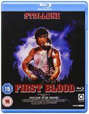 First Blood [Bluray] [DVD][Region 2]
