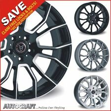 Transporter WolfRace Wheels with Tyres