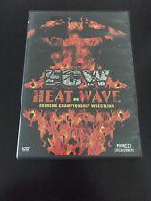 ECW HEATWAVE 98 DVD EXTREME CHAMPIONSHIP WRESTLING