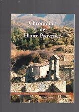 chroniques hohe Provence salagon Digne charles Darwin Villeneuve I Weiß E37