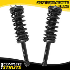 Rear Complete Struts & Coil Springs w/ Mounts Pair for 95-99 Nissan Maxima x2