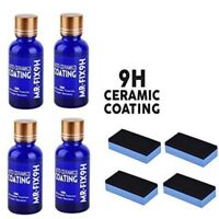 9H MR FIX - Super Hydrophobic Ceramic Glass Coating Care Wax Crystal Car Care UK