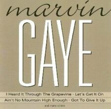 Marvin Gaye - The Montreux Live Album CD #1991045