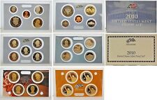 2010 S Proof Set Collection Original Government Packaging