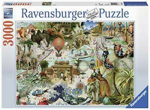 Ravensburger Oceania Jigsaw Puzzle 3000 Piece Jigsaw Puzzle for Adults –