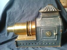 Rare Antique 1894-1914 Riley Brothers Bradford Praestantia Magic Lantern