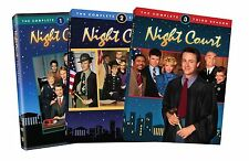 Night Court: TV Series Complete Seasons 1 2 3 DVD Box Sets Collection Brand NEW!