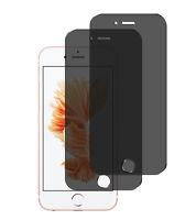 2 x 3D Touch Blickschutz Panzerglas iPhone 7 8 Privacy Antispy Schutzglas Folie