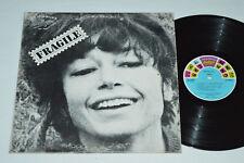 PAULINE JULIEN Fragile LP 1971 Les Disques Zodiaque ZO-6900 VG/VG Pop Chanson
