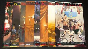 CALIGULA (2011 Avatar Press) -- #1 2 3 4 5 6 + Variant 3 4 -- FULL Series / Set