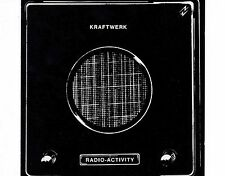 CD KRAFTWERK radio-activity HOLLAND EX+