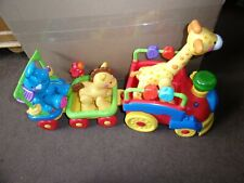 Fisher Price Amazing Animals Choo Choo Train Set, Kids Toy