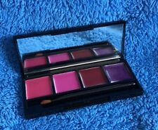 Coastal Scents Lip Quad With Brush - Passion Berry - MELB STOCK