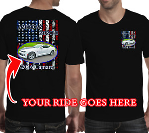 Your Custom Classic Car T-shirts, Personalized t-shirt, AMERICAN MUSCLE