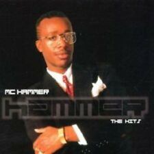 M.C. HAMMER - THE HITS HAMMER  CD HIP HOP-RAP