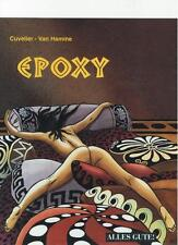 EPOXY GESAMTAUSGABE HC deutsch  PAUL CUVELIER+JEAN VAN HAMME Thorgal,Largo Winch