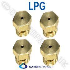 4 X PP10861 PITCO CHIPS FRYER LPG GAS BURNER ORIFICE INJECTOR JET 35C+ 35C MODEL
