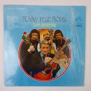 Don Bowman Vinyl LP Funny Folk Flops