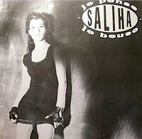 SALIHA je pense/meme libre/danse le beat MAXI 1991 VG++