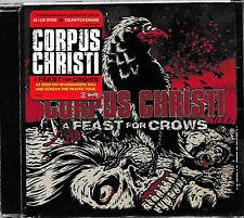 Corpus Christi - A Feast For Crows  -CD-  NEU+VERSCHWEISST/SEALED!