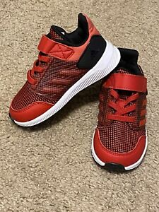 New Adidas RapidaRun Sneakers Toddler Size 6 K