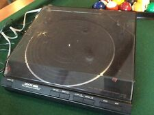 Denon DP-7F Direct Drive Turntable Tested and Working