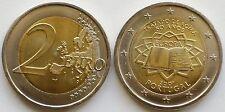 2007 PORTUGAL TREATY OF ROME 2 EURO COIN - MINT BU UNC - NEW - LAST ONE