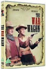 The War Wagon Western John Wayne Kirk Douglas Region 4 DVD VGC