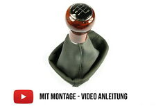 Gear Knob with Shift Gaiter for MERCEDES C CLASS W203 Classic bj2000-04 n662-04