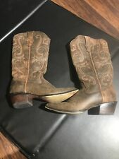 Durango Crush Womens Cowboy Boots Size 6M