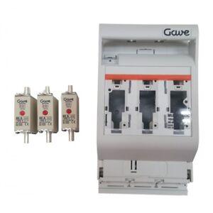 Battery Fuses and Disconnector 160Amps. Protection 12V/24V/48V Energy Storage