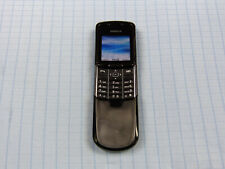 Original Nokia 8800 Schwarz! Wie neu! Ohne Simlock! TOP ZUSTAND! Sehr selten!