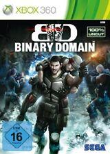 Binary Domain XBOX 360 Spiel