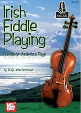 Irish Fiddle Playing Learn to Play Beginner VIOLIN Easy Music Book/Online Audio