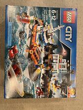 Lego City 60167 Coast Guard Headquarters New Factory Sealed