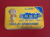 MAGIC BOX INT GOGO'S CRAZY BONES GOLD SERIES LIMITED EDITION WITH TIN (Part 2)