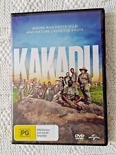 Kakadu (DVD,  2-Disc Set) R-2+4,  LIKE NEW, FREE POST WITHIN AUSTRALIA