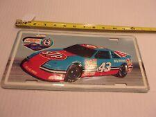 1992 Licence Plate Richard Petty #43 Grand Prix STP NASCAR