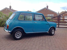 Morris Mini Classic Cars