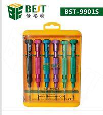 BST 9901S Repair Tools Magnetic Screwdrivers Kit Set for iPhone 5G 5S 4G 4 Phone