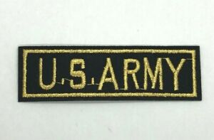 US ARMY  Patch  iron /sew on