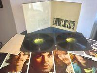 THE BEATLES White Album UK 1968 MONO 1st TOP LOADER *MINT* VINYL LP STUNNING !!!