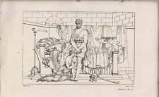 1835 obras de arte grabado Marcus Sextus ~ Angus/Guido