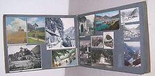Großes Album Fotos Ansichtskarten Prospekte Österreich Wien Alpen vor&nach 1945