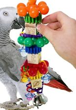 00676 Spin Tower Bird Toy Parrot Cage Toys Cages african grey amazonl