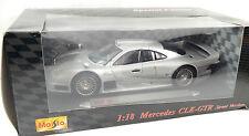 Maisto 56037 Mercedes CLK-GTR Street Version - Modell Maßstab 1:18