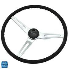"1969-1975 Buick Skylark GS Cushion Grip 15"" Steering Wheel Kit Factory"