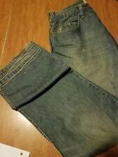Men's Roca Wear Blue Denim Jeans, Size 36x34