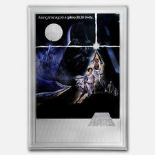 Niue- 2018- Star Wars: A New Hope - Premium 35 grams Silver Foil!!!!